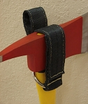 KEVLAR Fireman's Axe or Halligan Bar Holster 2 1/2