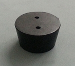 Rubber Stoppers - 5 gallon capacity single - Call for ordering information