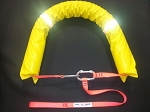 Firefighter Water Rescue Sling w/3M Orange Scotchlite Reflective