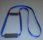 SOT Kayak Self Rescue Ladder - Blue/Red
