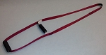 SOT Kayak Self Rescue Ladder - Burgundy/Silver