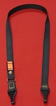 Firefighter Thermal Imager Quick Release Breakaway Camera Strap - KEVLAR - 3M Orange Reflective